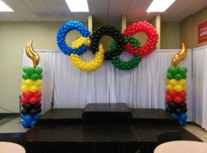 Olympic Balloons