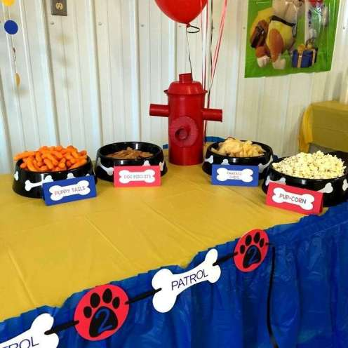 Paw Patrol Birthday Party Decorations Awesome 25 best ideas about Paw patrol party supplies on Pinterest